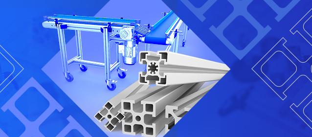 Alumínium szerkezeti rendszerek